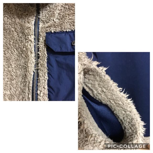 L'Appartement DEUXIEME CLASSE(アパルトモンドゥーズィエムクラス)のアパルトモン CAPE HEIGHTS FLEECE JACKET 38 M レディースのジャケット/アウター(ブルゾン)の商品写真