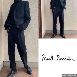 JOHN LAWRENCE SULLIVAN - 最高級 paulsmith LONDON セットアップ  ダークネイビー
