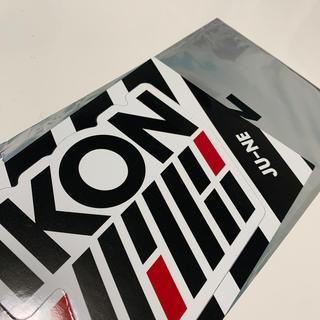 アイコン(iKON)のiKON ジュネ マグネットシート(アイドルグッズ)