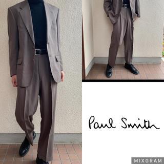 Paul Smith - 最高級 paulsmith  セットアップ  カーキ 美シルエット