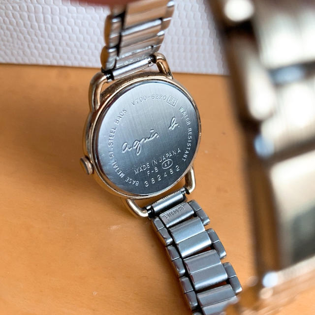 agnes b.(アニエスベー)のアニエスベー  腕時計 レディースのファッション小物(腕時計)の商品写真