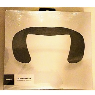 BOSE - [Bose]SoundWear Companion speaker