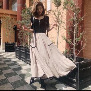 eimy istoire - ♥限定価格♥レザーサスペンダースカート