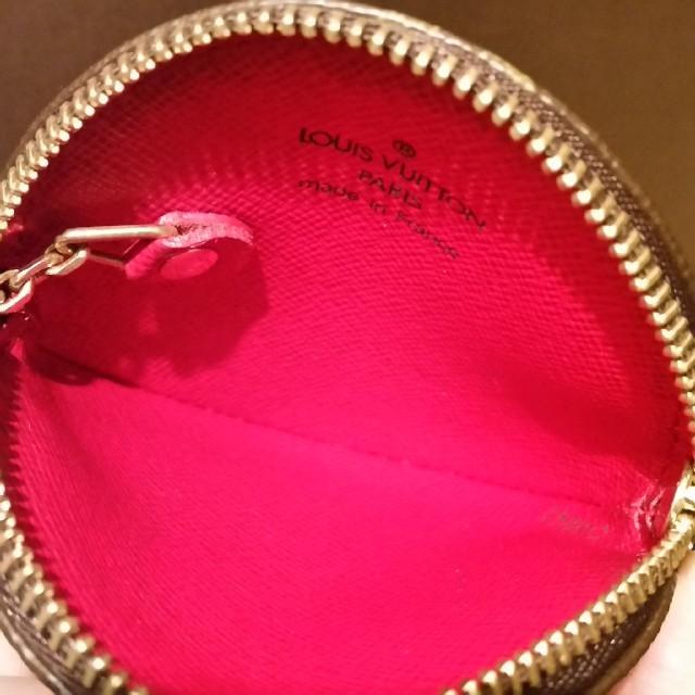 LOUIS VUITTON(ルイヴィトン)の綺麗、小銭入れ レディースのファッション小物(コインケース)の商品写真