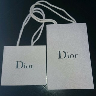 Dior - Dior  ショップ袋