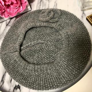 シャネル(CHANEL)の正規品 シャネル  ベレー帽 ♡(ハンチング/ベレー帽)