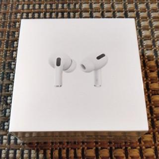 Apple - 送料込■アップルAirPods Pro MWP22J/A