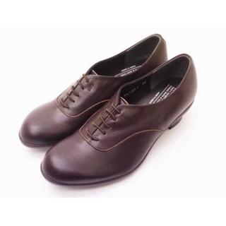 ショセ(chausser)のTRAVEL SHOES by chausser レースアップ ショセ(ローファー/革靴)