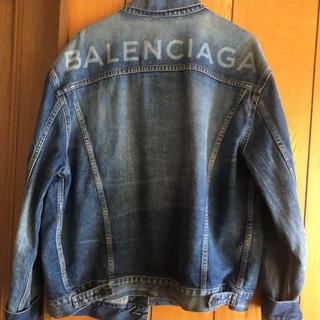 Balenciaga - balenciaga デニムジャケット ライクアマン