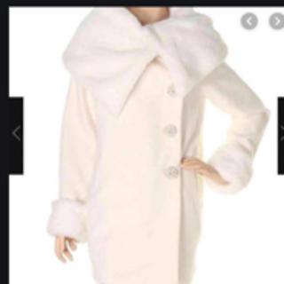 ダチュラ(DaTuRa)のさくりな着用 ファーコート(毛皮/ファーコート)