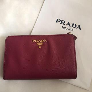 プラダ(PRADA)のプラダ PRADA  財布(折り財布)