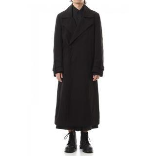 Yohji Yamamoto - GroundY 19年モデル新品 ロングコート