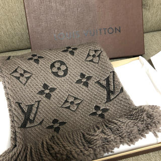 LOUIS VUITTON - LOUIS VUITTON マフラー グリペルル