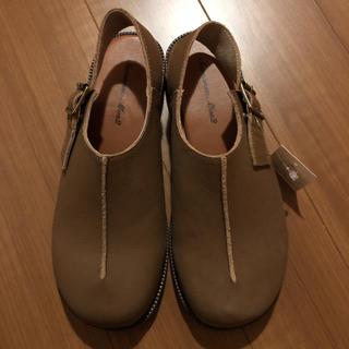 サマンサモスモス(SM2)のSM2 今季 新品 アソートレザーシューズ(Mサイズ)カタログ掲載商品(ローファー/革靴)