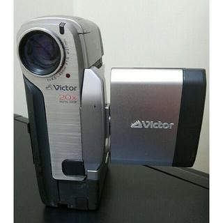 ビクター(Victor)のデジタルビデオカメラGR-DVM1(ビデオカメラ)