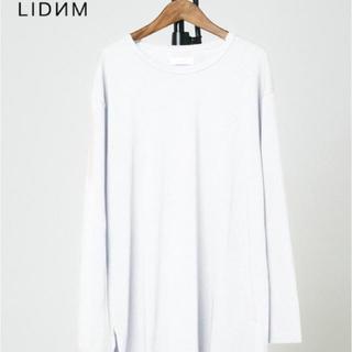 ステュディオス(STUDIOUS)のリドム lidnm レイヤードロンT(Tシャツ/カットソー(半袖/袖なし))