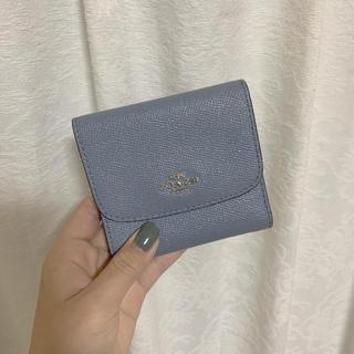 COACH - coach三つ折り財布