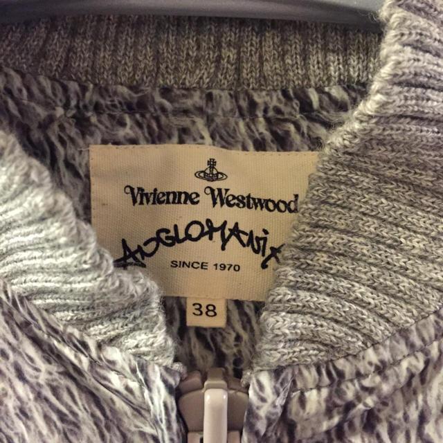 Vivienne Westwood(ヴィヴィアンウエストウッド)のヴィヴィアン アングロマニア ジャケット レディースのジャケット/アウター(ダウンジャケット)の商品写真