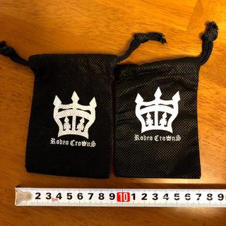 ロデオクラウンズ(RODEO CROWNS)のrodeo  crowns 巾着袋(ショップ袋)