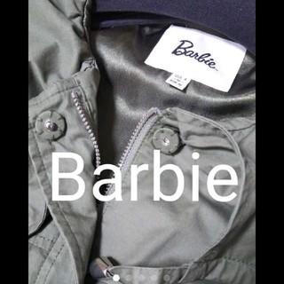 バービー(Barbie)の☆美品☆ Barbie コート カーキ レディース M(ロングコート)