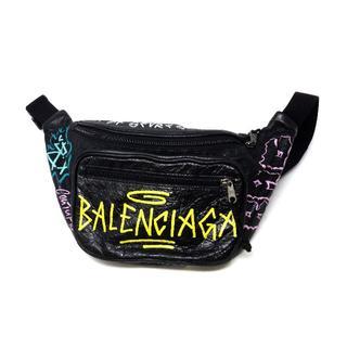 バレンシアガバッグ(BALENCIAGA BAG)のバレンシアガ 529550 エクスプローラー ベルトバッグ グラフィティ(ボディバッグ/ウエストポーチ)