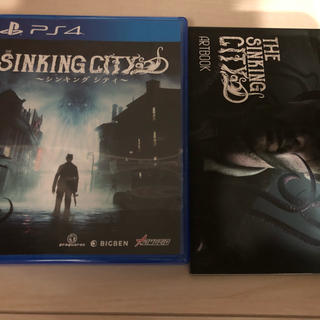 PlayStation4 - The Sinking City ~シンキング シティ~ PS4