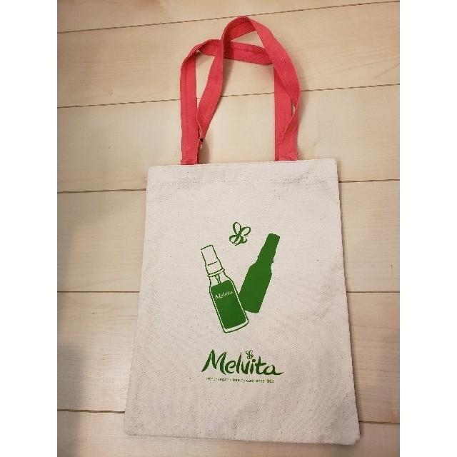 Melvita(メルヴィータ)のMelvita  メルヴィータ エコバック レディースのバッグ(エコバッグ)の商品写真