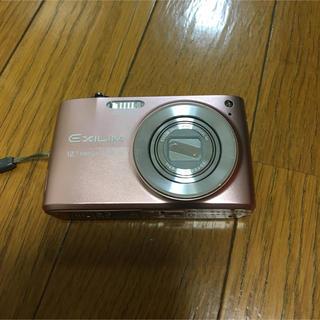 カシオ(CASIO)のEXILIM CASIO EX-z400(コンパクトデジタルカメラ)
