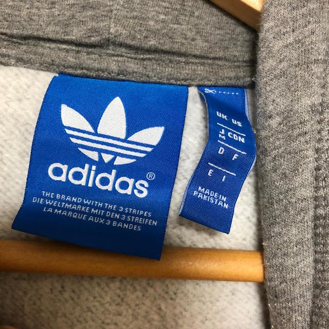 adidas(アディダス)のアディダス パーカー レディースのトップス(パーカー)の商品写真