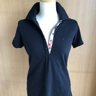 BURBERRY - ポロシャツ