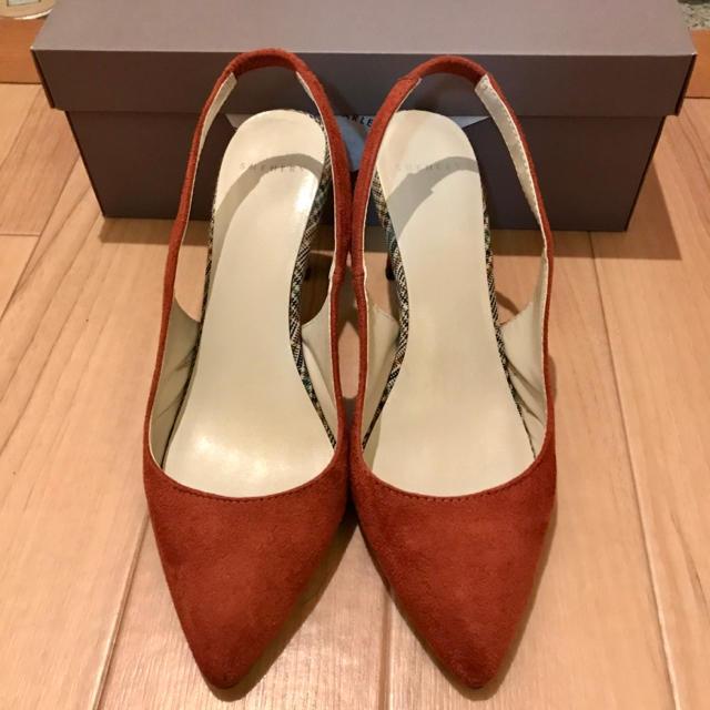 Mila Owen(ミラオーウェン)のSHENERY パンプス 美品 レディースの靴/シューズ(ハイヒール/パンプス)の商品写真