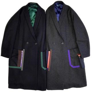 kolor - kolor コート