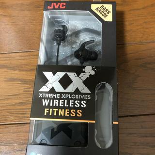 ビクター(Victor)のJVC ワイヤレスステレオヘッドセット HA-ET103BTB(ヘッドフォン/イヤフォン)