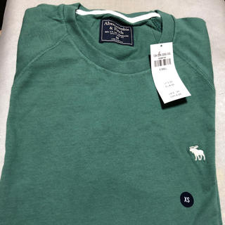 Abercrombie&Fitch - Abercrombie & Fitch 長袖 Tシャツ