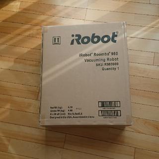 iRobot - ロボット掃除機  ルンバ  980 Roomba ルンバ980 R980060