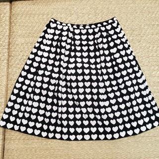 アニエスベー(agnes b.)のアニエスbのスカート(ひざ丈スカート)