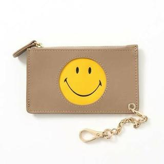 ドゥーズィエムクラス(DEUXIEME CLASSE)の新品タグ付 ドゥーズィエムクラス GOOD GRIEF!SMILE コインパース(コインケース)