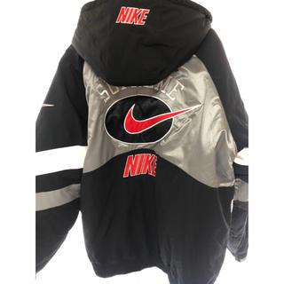 シュプリーム(Supreme)のsupreme nike hooded sports(ナイロンジャケット)