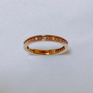 カナルヨンドシー(canal4℃)のカナル4°C ピンキーリング(リング(指輪))