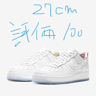 NIKE - 5%off 新品 27 Air Force1 Chinese New Year