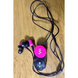 ウォークマン(WALKMAN)のSONY ノイズキャンセルイヤフォンMDR-NWBT10N Bluetooth(ヘッドフォン/イヤフォン)