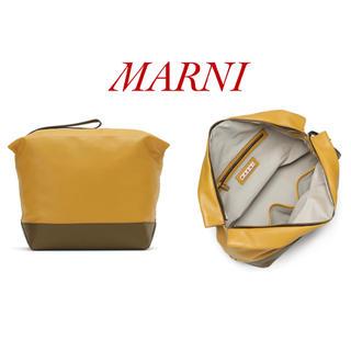 マルニ(Marni)の【新品・未使用】MARNI バッグ(ハンドバッグ)