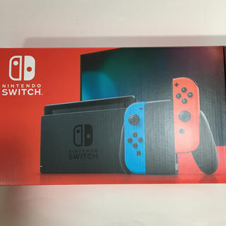 Nintendo Switch - Nintendo Switch ニンテンドースイッチ 新型【新品未開封品】