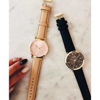 リエンダ(rienda)のrienda ノベルティー 腕時計(腕時計)
