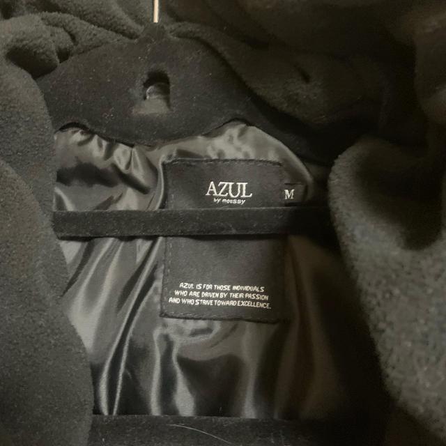 moussy(マウジー)のベスト レディースのジャケット/アウター(ダウンベスト)の商品写真