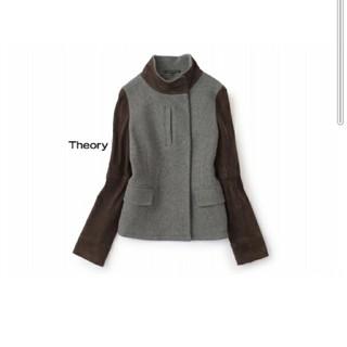 theory - 美品★極上★セオリーtheory6.8万★2size/9号★ジャケットD261