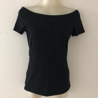 スプレイ(SpRay)のオフショル トップス カットソー Tシャツ(カットソー(半袖/袖なし))