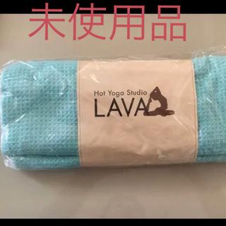 lavaヨガラグ未使用ミントグリーン(ヨガ)