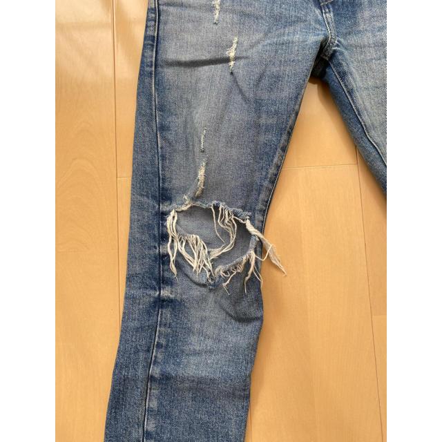 リルーム reroom #Re:room デニムパンツ メンズのパンツ(デニム/ジーンズ)の商品写真
