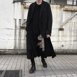 Yohji Yamamoto - yohjiyamamoto ハット女ワンピース